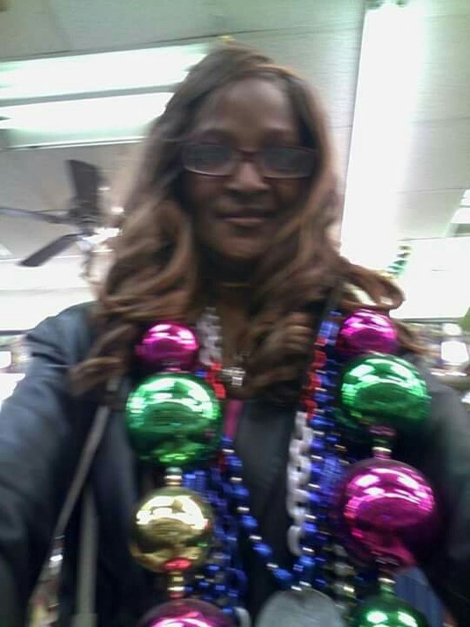 I Had So Much Fun. At Mardi Gras in New Orleans Check This Out