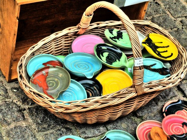Abundance Basket Ceramic Ceramic Art Ceramic Art Craft Ceramic Artwork Ceramics Choice Close-up Collection Colorful Heap Large Group Of Objects Man Made Object Messy Multi Colored No People Variation