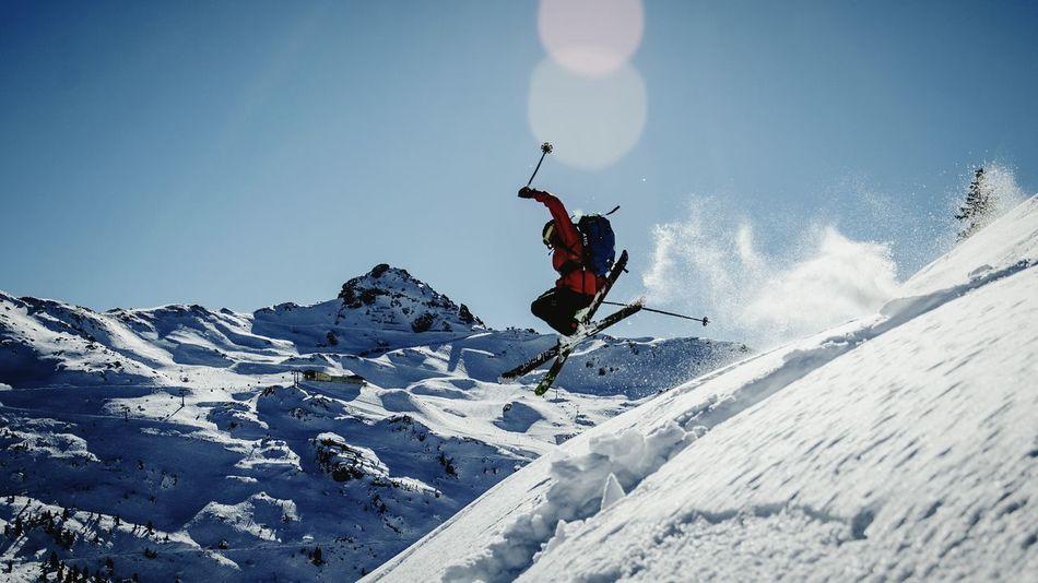 Beautiful stock photos of snow, Adventure, Day, Enjoyment, Extreme Sports