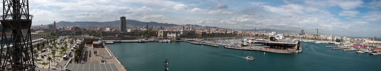 Portbarcelona Barcelona Catalunya Catalonia Catalunyaexperience