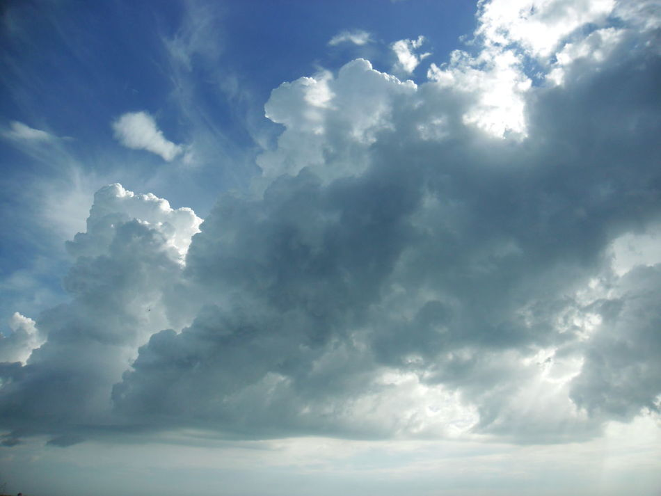 Backgrounds Beauty In Nature Cloud - Sky Cloudscape Cumulus Cloud Day Dramatic Sky Idyllic Nature No People Outdoors Scenics Sky Sky Only Softness Storm Cloud Sunlight Tranquil Scene Tranquility Weather Long Goodbye The Secret Spaces EyeEmNewHere