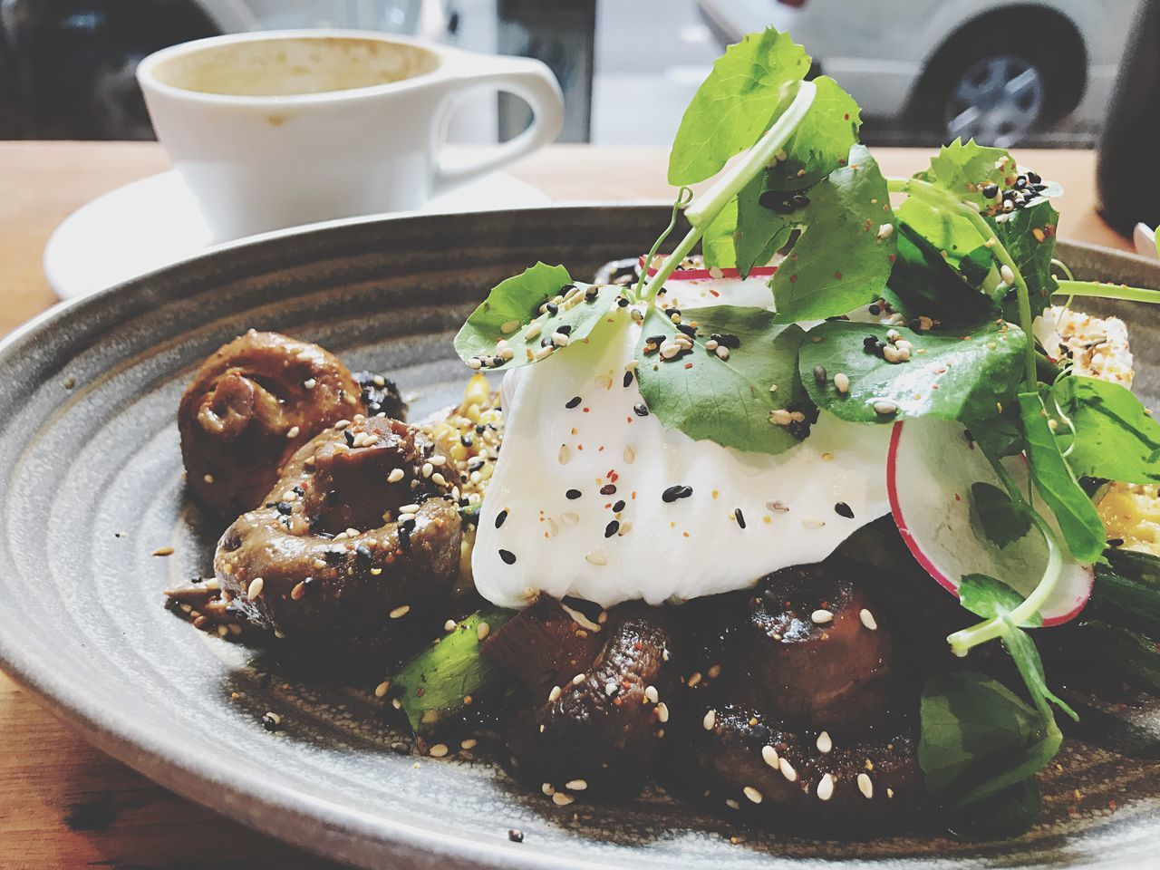 Miso Mushrooms In My Mouf | Tgif