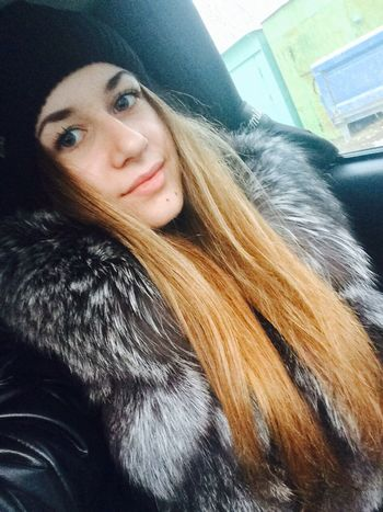 Vladivostok Long Hair Fashionable Goodtime Smile Selfie ✌ Daydreaming Beautiful Girl Model Enjoying Life Happy People (null)That's Me Have A Nice Day♥ Beautiful