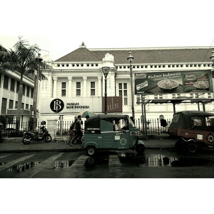 Bankindonesia Bajaj Indomie Museum