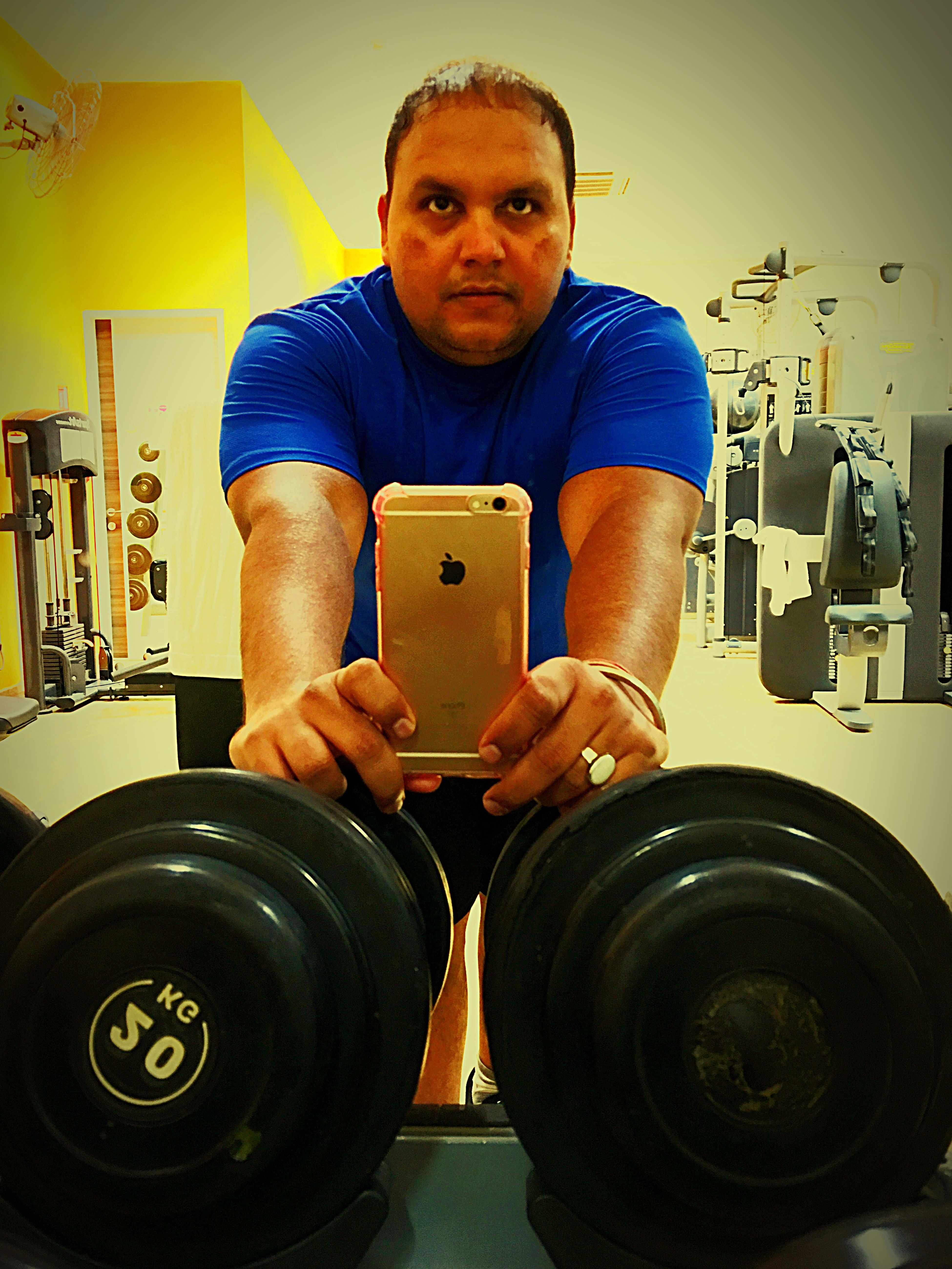 Eat - Sleep - Work - Gym - Repeat First Eyeem Photo