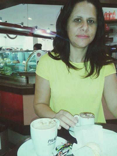 delicioso café nut no Café Pilão - Praça Shopping