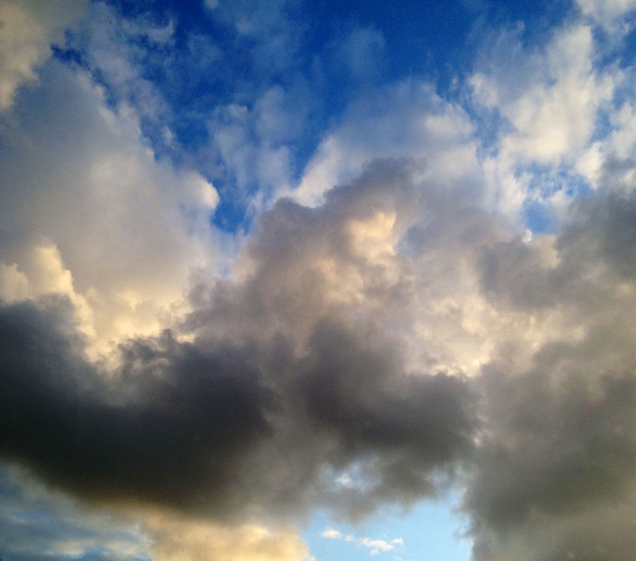 Blue Sky And Multi Colored Cloud Cloud Cloud Variety Clouds And Sky Clouds Upon Cloud Majestic Mixed Messages S Varied Sk