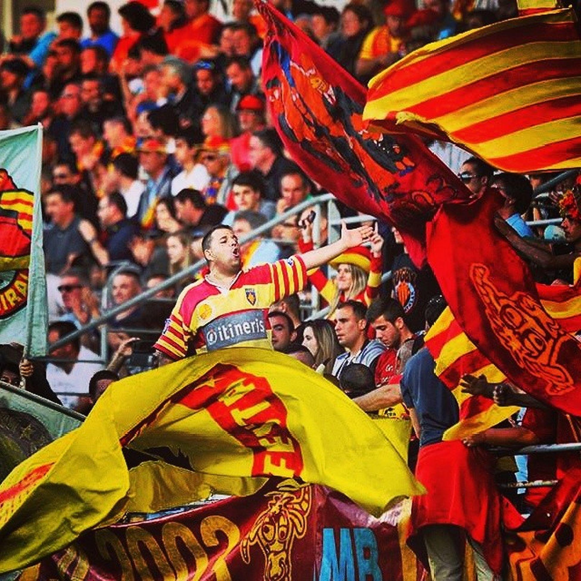 Usap siempre endavant <3 per totes el temps en elits. Rugby Sangetor Siempre Usap Top14 Frenchteam love catalansdelnorte