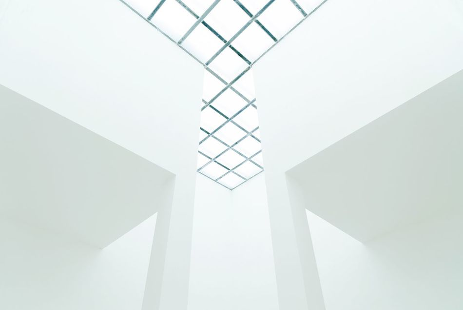 Architecture Indoors  Pattern Built Structure Low Angle View Modern Close-up Day Modern Light Minimalism Minimal Minimalobsession Minimalist Architecture Architecture_collection Architectural Feature Indoors