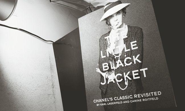 The Little Black Jacket Chanel Books Gerhard Steidl in June