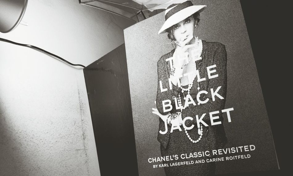 The Little Black Jacket Chanel Books Gerhard Steidl in June