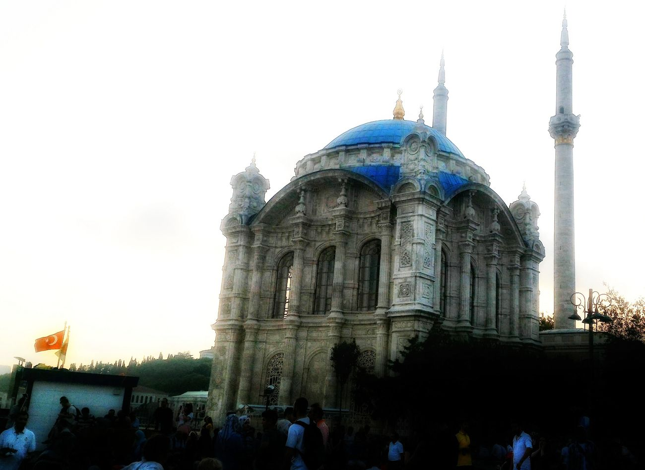 Mosque Mosque Turkey Mosques Of The World EyeEmNewHere The City Light City
