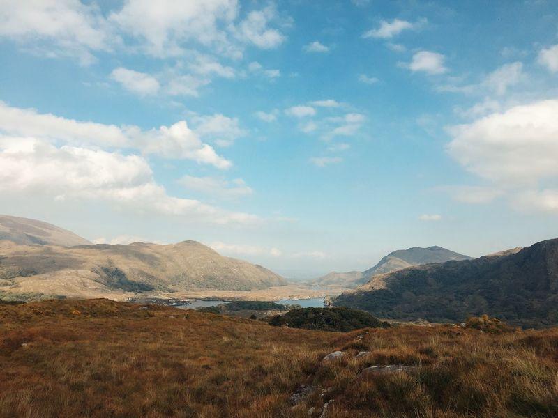Ring Of Kerry Tour Roadtrip Ireland VSCO Vscocam Lake View Autumn Fall Beauty Autumn 2015 Nature Showcase: January