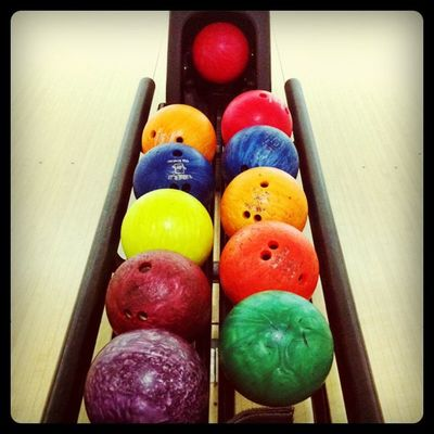 Bowling balls Instagram Iphonesia IPhoneography Bowling