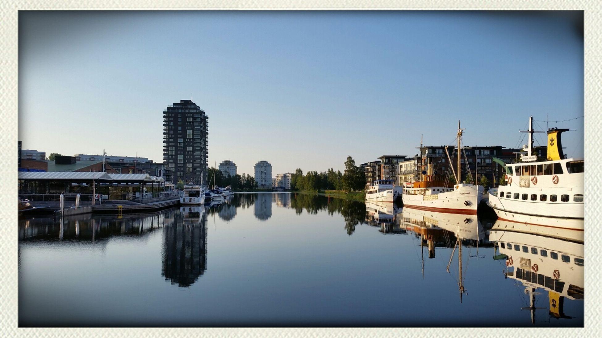 Tidig morgon i Karlstad First Eyeem Photo
