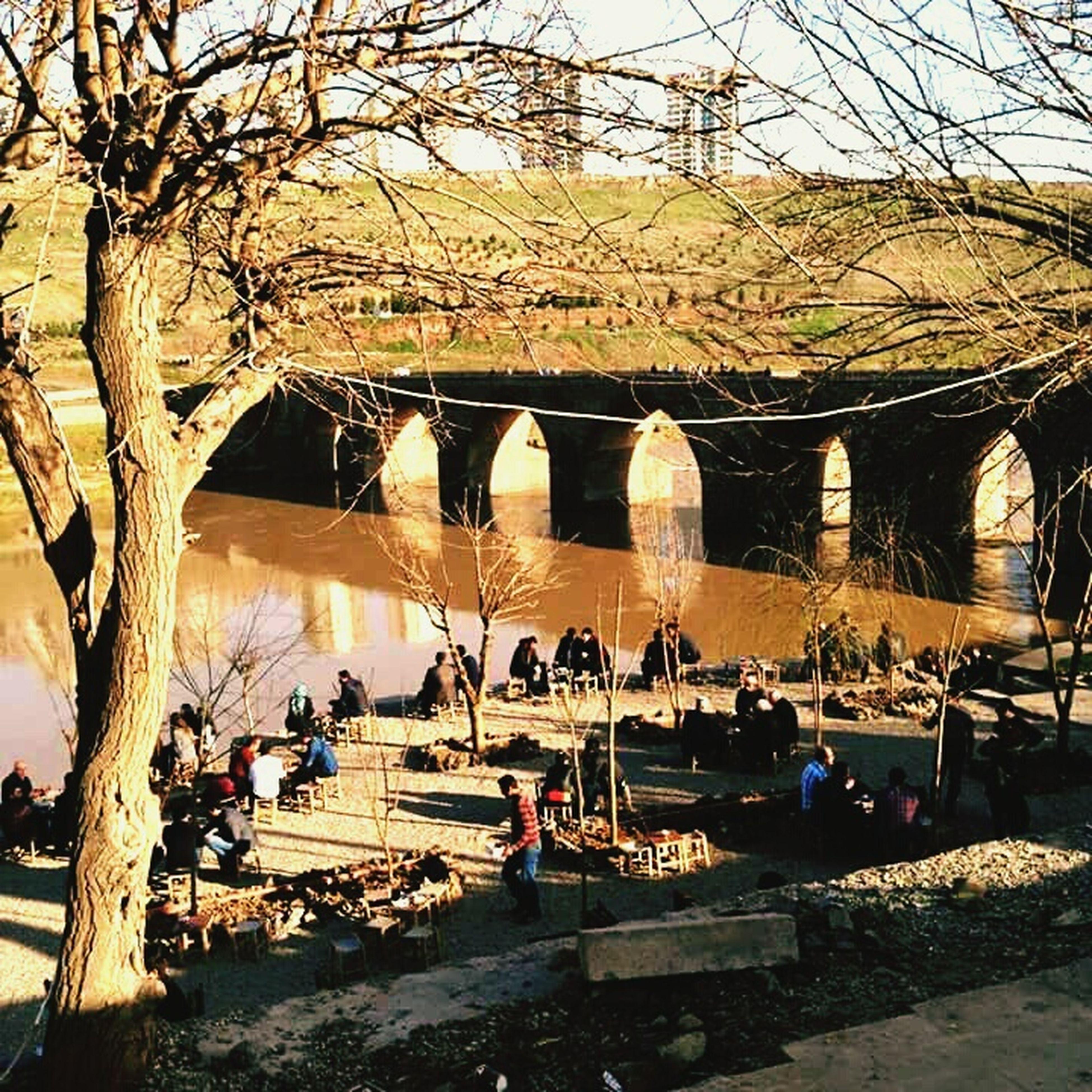 Diyarbakır ongözlü köprü ....