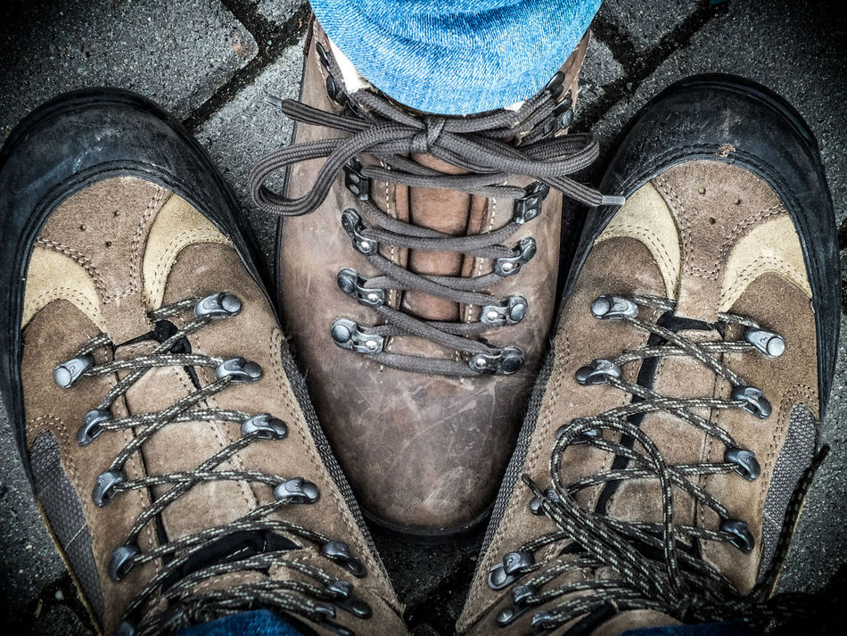 Hikesshoes Canvas Shoe Close-up Hard Work High Angle View Hike Hikeshoes Human Body Part Human Leg Laces Loop Low Section Mud Outdoors Outdoorshoes Pair Ribbon Shoe Shoelace Shoelaces Standing Walk