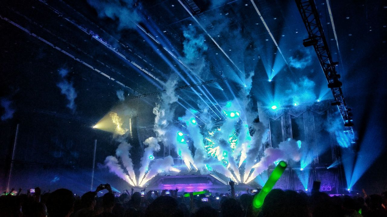 Night Music Performance Popular Music Concert People Crowd Music Festival Trancemission Trancemusic Trancefamily Trance Rave Party Edm Rave Edmlife Indoors  Music Laser Multi Colored Nightlife Raveparty Excitement Ravers  Edmlovers Ravers