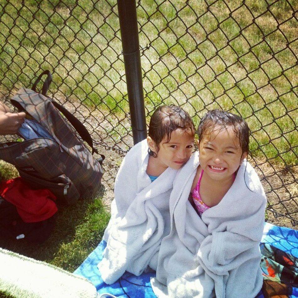 Swimming Summer Sun Drakesprings