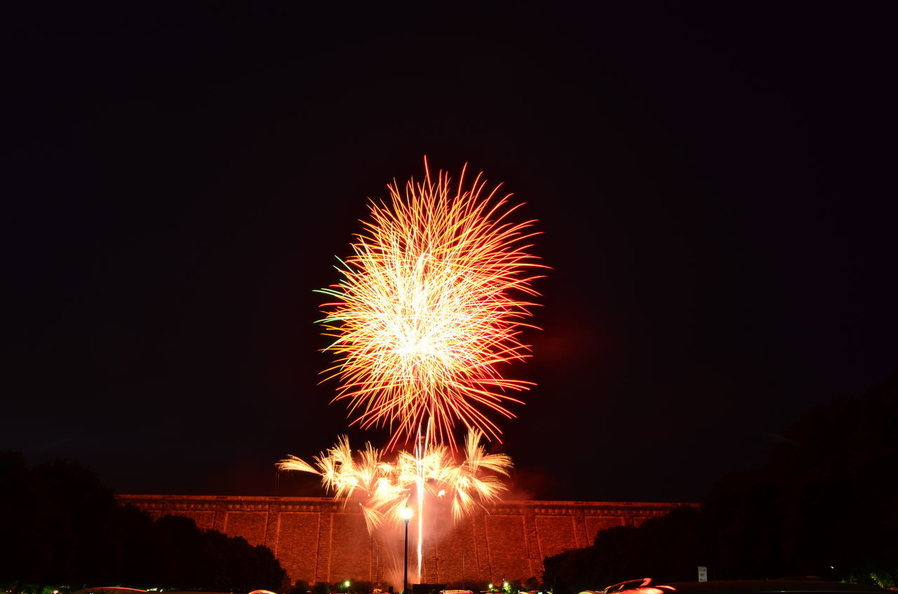 Annual Independence Day Music Fest and Fireworks took place on Sunday July 3rd Independence Day Kensico Dam Arts Culture And Entertainment Celebration Event Event Firework Firework - Man Made Object Firework Display Holiday Illuminated Night Outdoors Sky Valhalla Westchester, NY