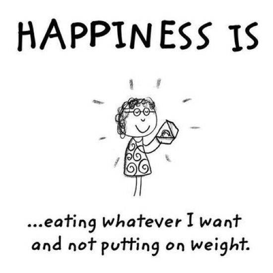 If only it were so... Cleaneating Fitness Womenshealth Monday