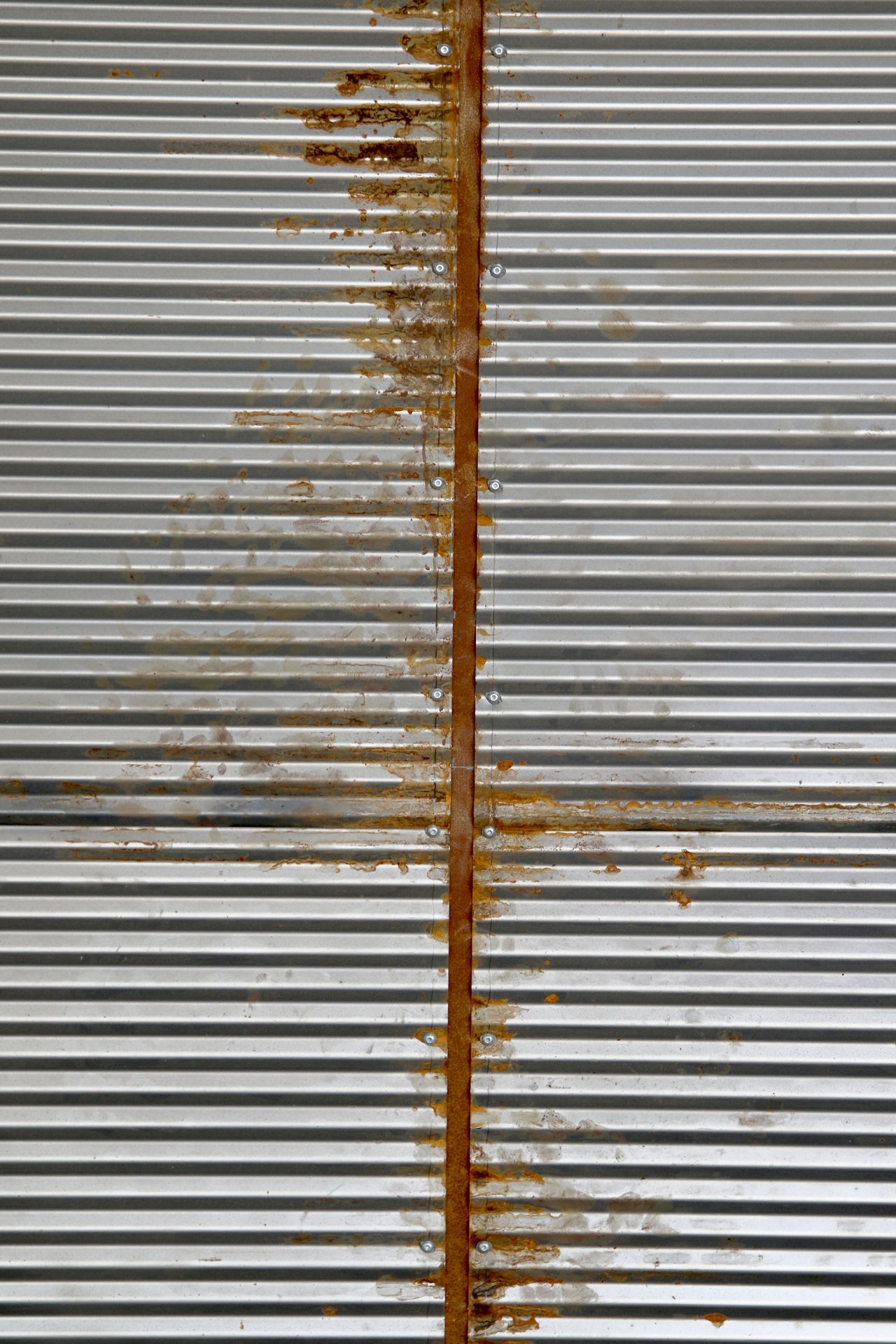 Architecture Backgrounds Closed Corrugated Iron Metal No People Outdoors Pattern Rusty Shutter Steel