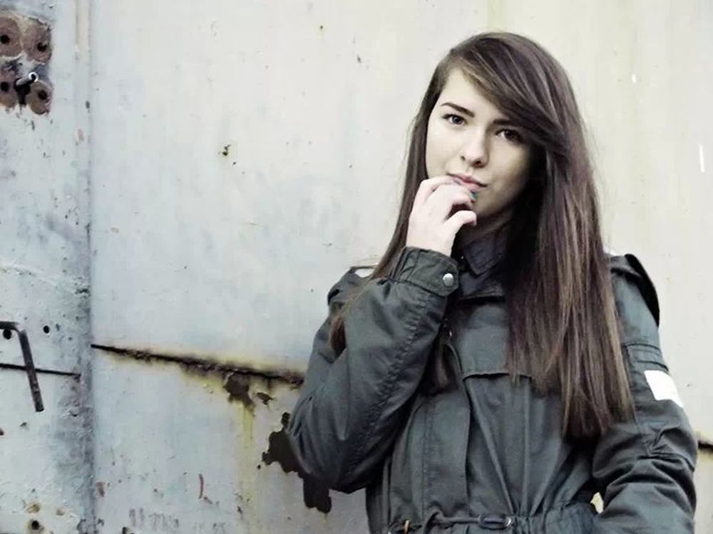 Girl Polishgirl Likeback Vsco Love  Noperfect Fashion&love&beauty Streetfashion