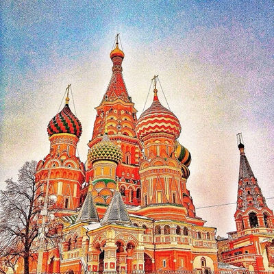 Moscow at Центр дизайна ARTPLAY на Яузе by penguinCody