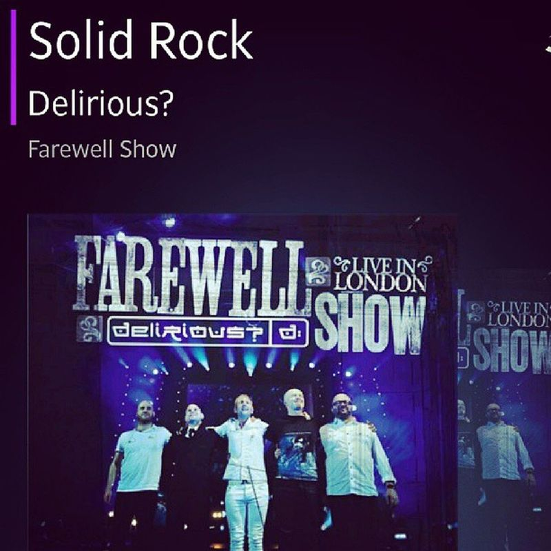 """There's a song that doesn't fade, it never fades, it was custo made"" Nowplaying Delirious Solidrock Lovemusic Jesus martinsmith xperia sony happy song neverfade"