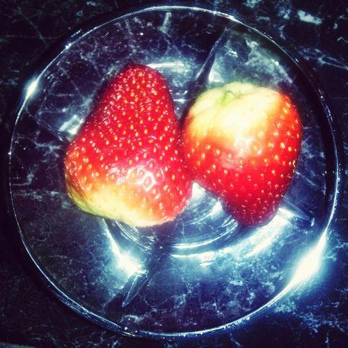 Strawberries Yam Yam Sweet Fruit