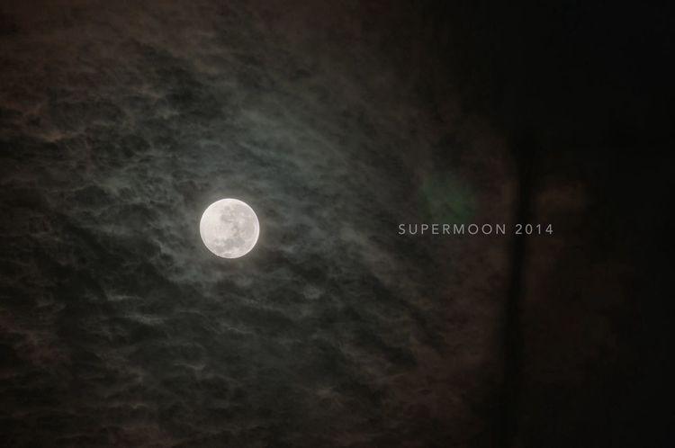 Super moon Supermoon 2014 Frame It! Sky Sunset #sun #clouds #skylovers #sky #nature #beautifulinnature #naturalbeauty #photography #landscape