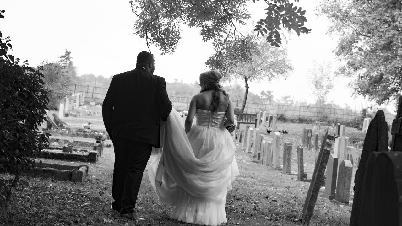 Beautiful moment between Bride & Groom Togetherness Adult Wedding Wedding Dress Bride Groom Marriage  Wedding Photography Nikon Visithampshire Christiannicelphotography Life Is Beautiful Photooftheday Blackandwhitephotography Black & White Photography Blackandwhite Beautiful Day Forestwalk Peace Love Beautiful