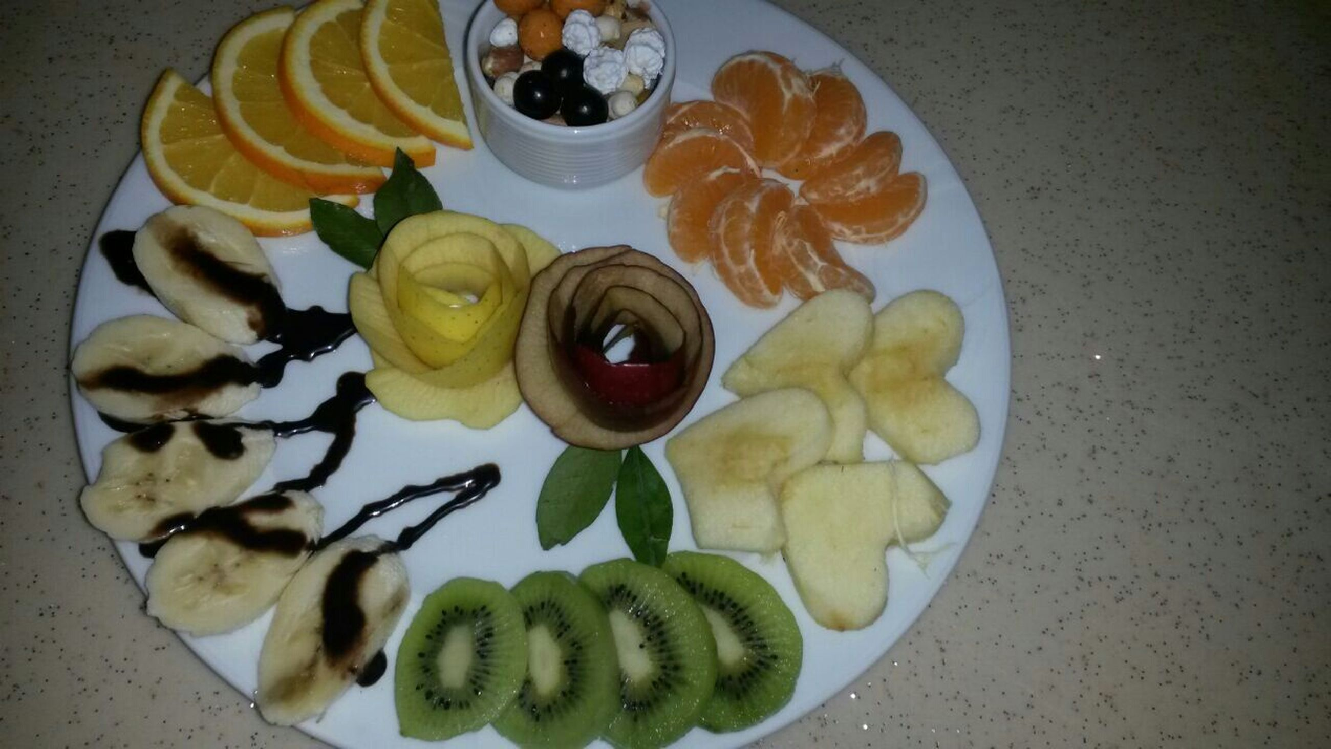 food and drink, indoors, food, still life, freshness, plate, ready-to-eat, table, sweet food, indulgence, high angle view, dessert, healthy eating, directly above, serving size, temptation, close-up, cake, variation