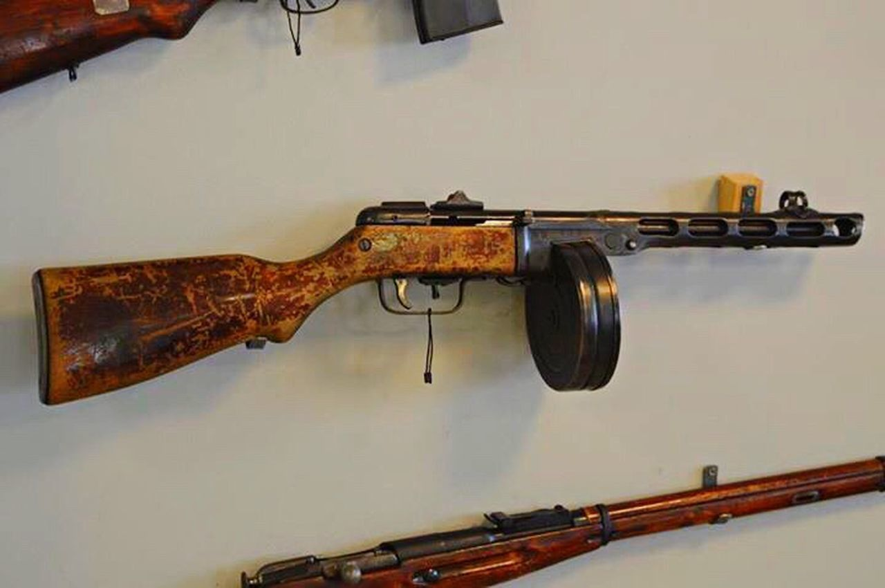 Gun Weapon Weapons Of War Weaponry War Millitary Used Past History Historical World War 2