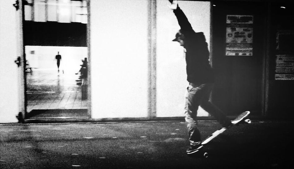 Longboard Longboarding Skate Roll Or Get Rolled Over ☑