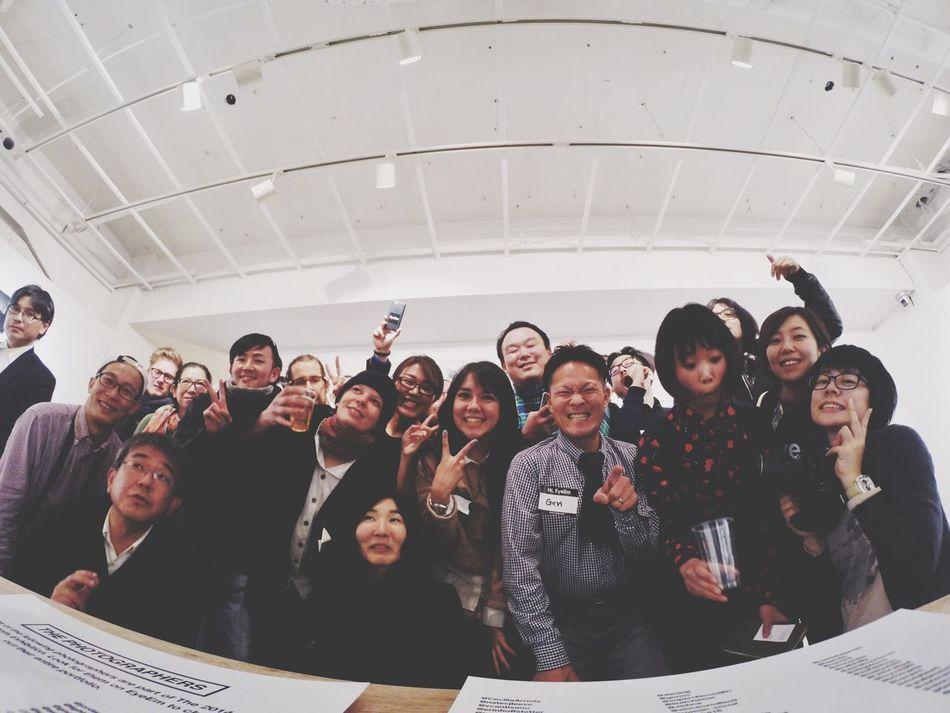 The EyeEm World Tour 久しぶりに集合写真失敗、大人数はやっぱり難しいな Gopro Thanks To EyeEm Project 2014
