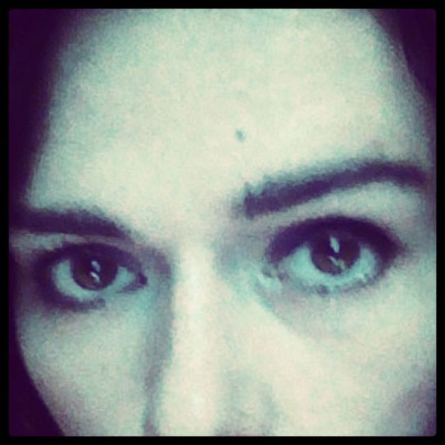 My big beautiful brown eyes. I <3 them! Eyes Makeup Smokyeye Face