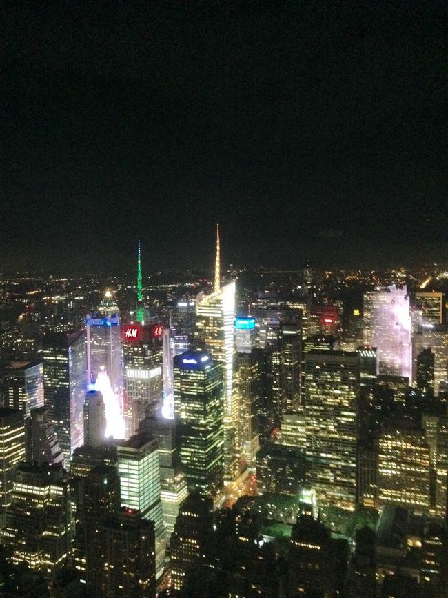 Learn & Shoot: After Dark NY City Light In The Darkness