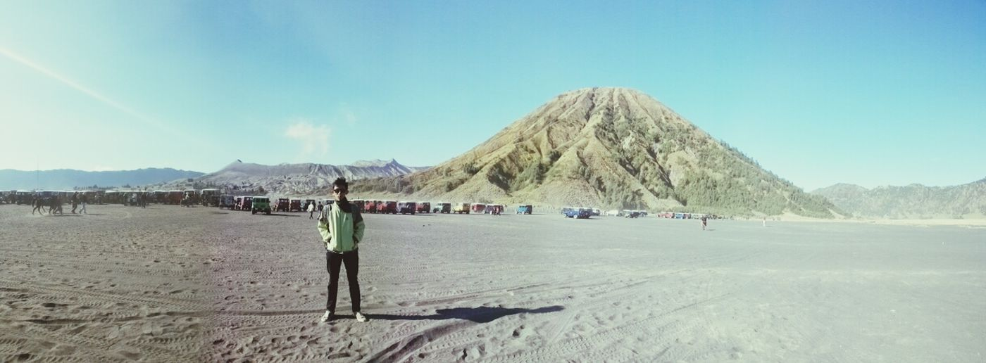 this is Bromo Indonesia