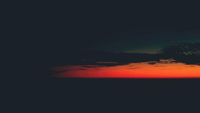 Atmosphere Atmospheric Mood Blue Cats Clear Sky Fire Moon Mystery Sea Silhouette Sun Over Beach Sunshine Wilster First Eyeem Photo