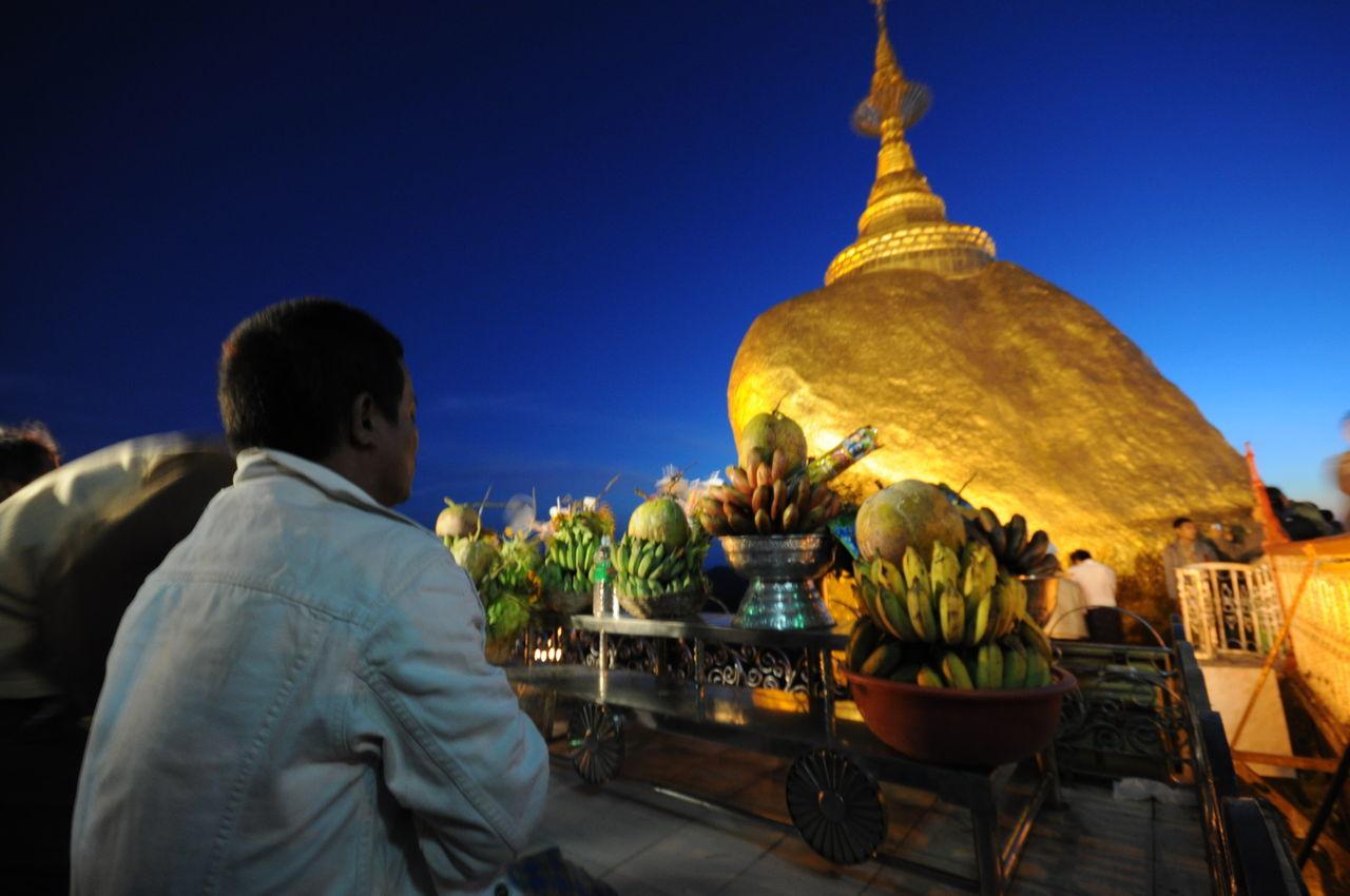 Beautiful stock photos of banana, Architecture, Banana, Blue, Buddhism