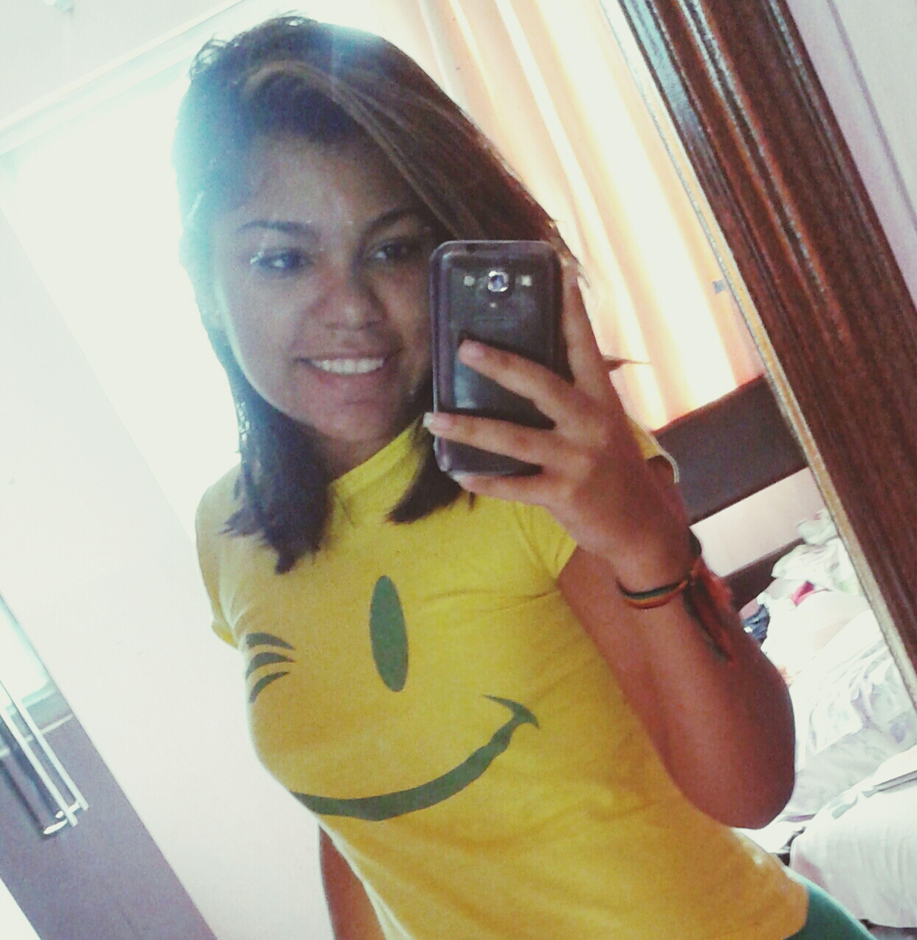 Sorria, só ria. First Eyeem Photo