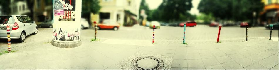 Urban Crochet :-)