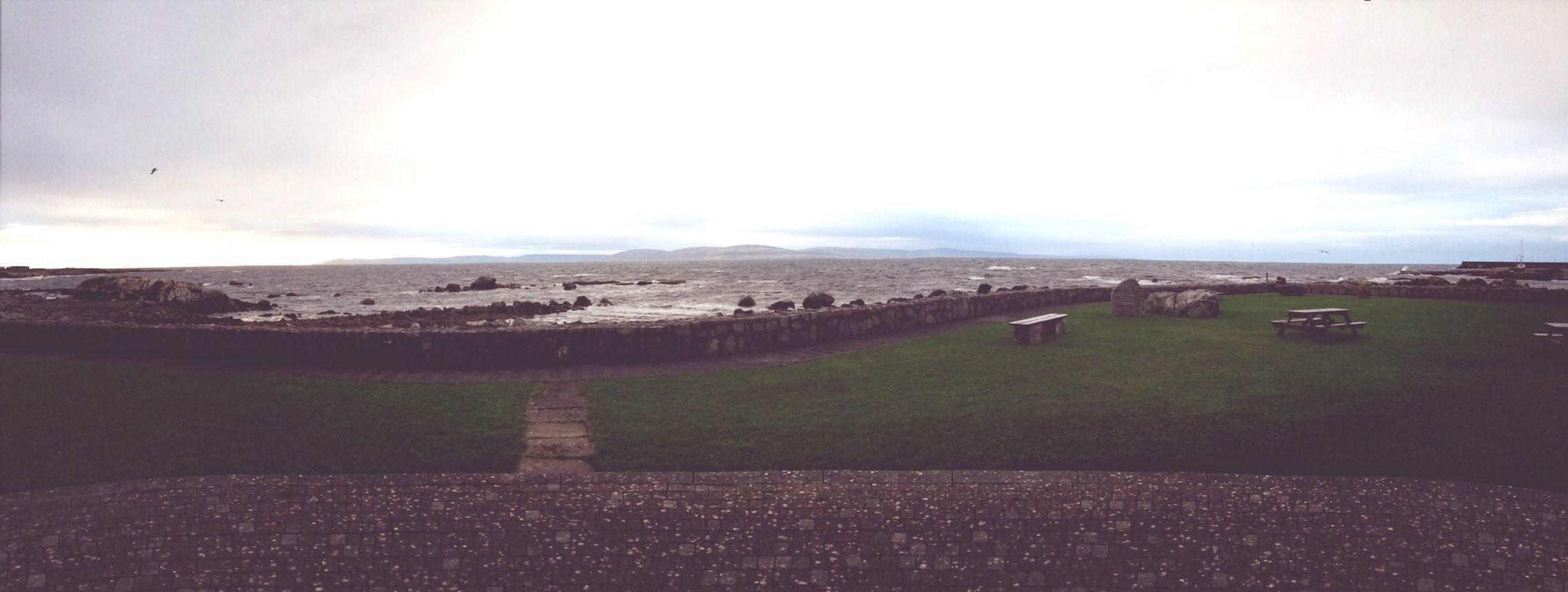 Irish sea