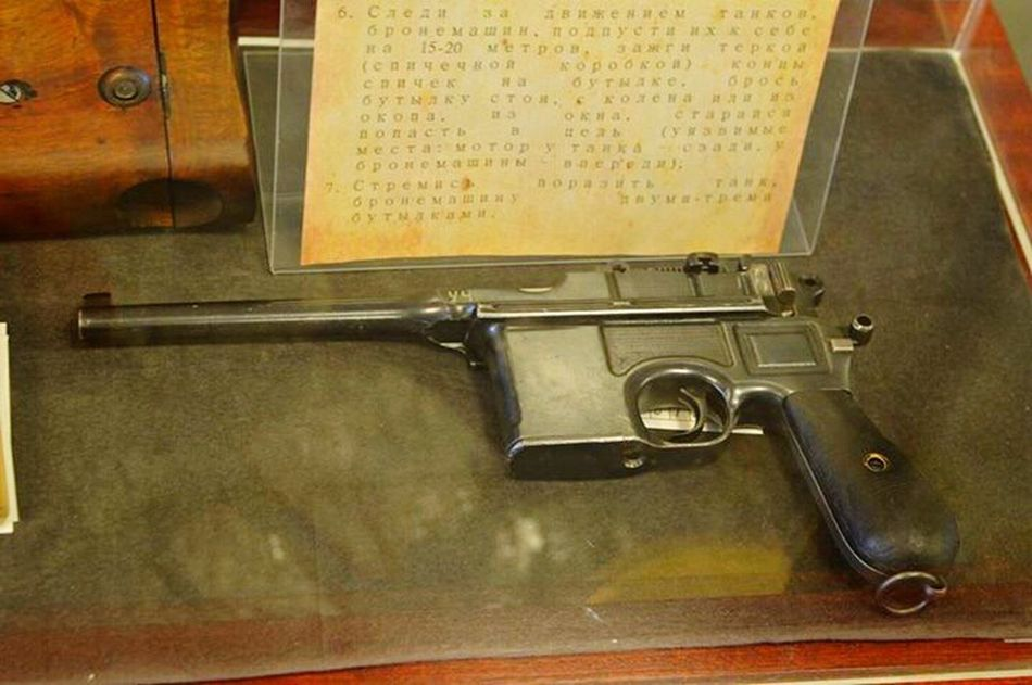Old-fashioned Close-up World War 2 Historical History Past Used Millitary War Weaponry Weapons Of War Weapon Gun Hand Gun