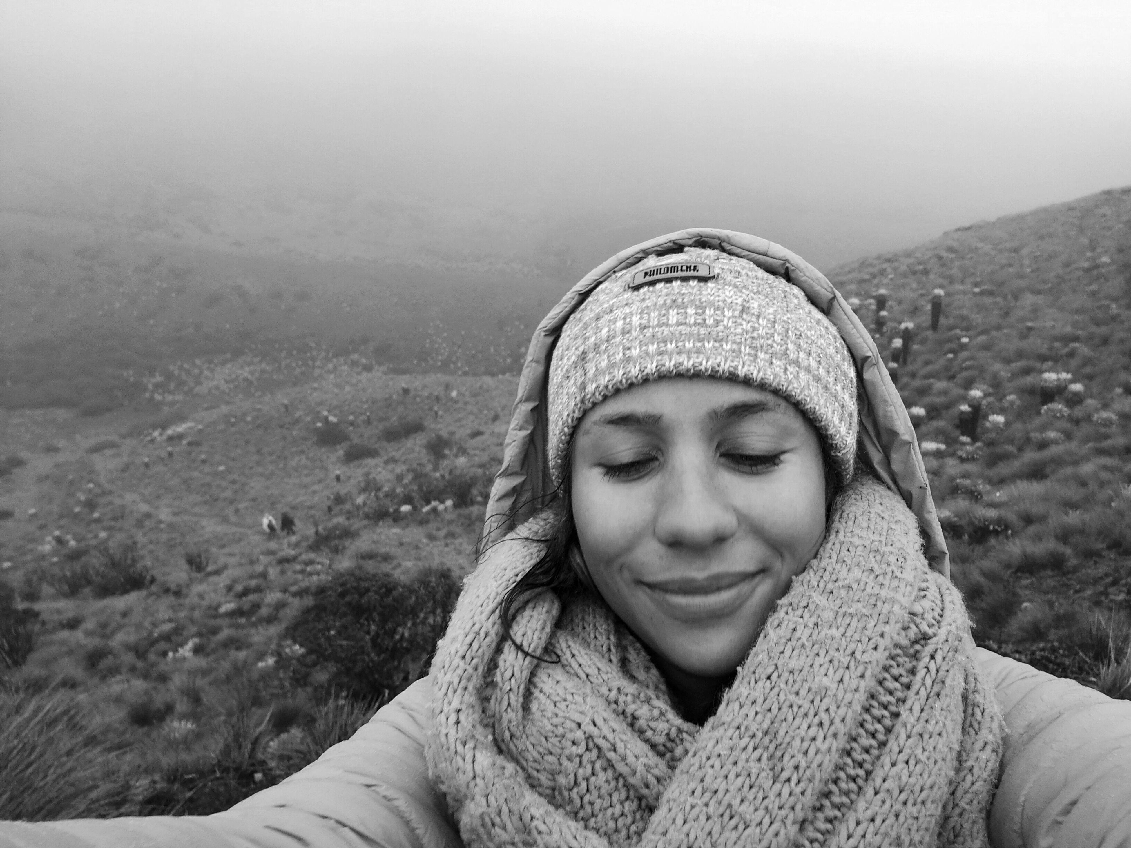 Respirando. Breathing in Páramo de Oceta - Colombia Relaxing Enjoying Life Huawei P9 Leica