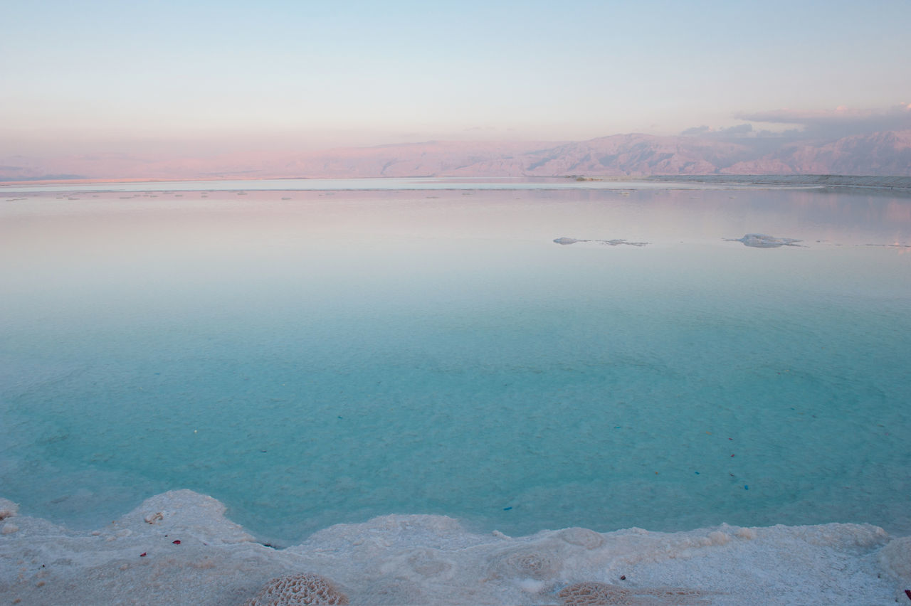 Beauty In Nature Clear Sky Copy Space Deadsea Idyllic Israel Lake Landscape Mountain Mountain Range Nature Non-urban Scene Reflection Remote River Scenics Sea Sky Tranquil Scene Tranquility Water Landscapes With WhiteWall