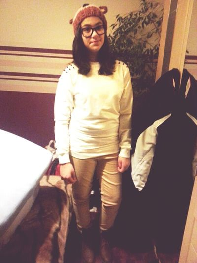 New Outfit From My Sister Very Nice :)