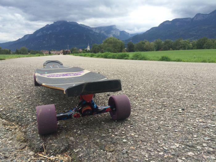 Skate Skateboarding Longboard l Longboarding Original Longboard