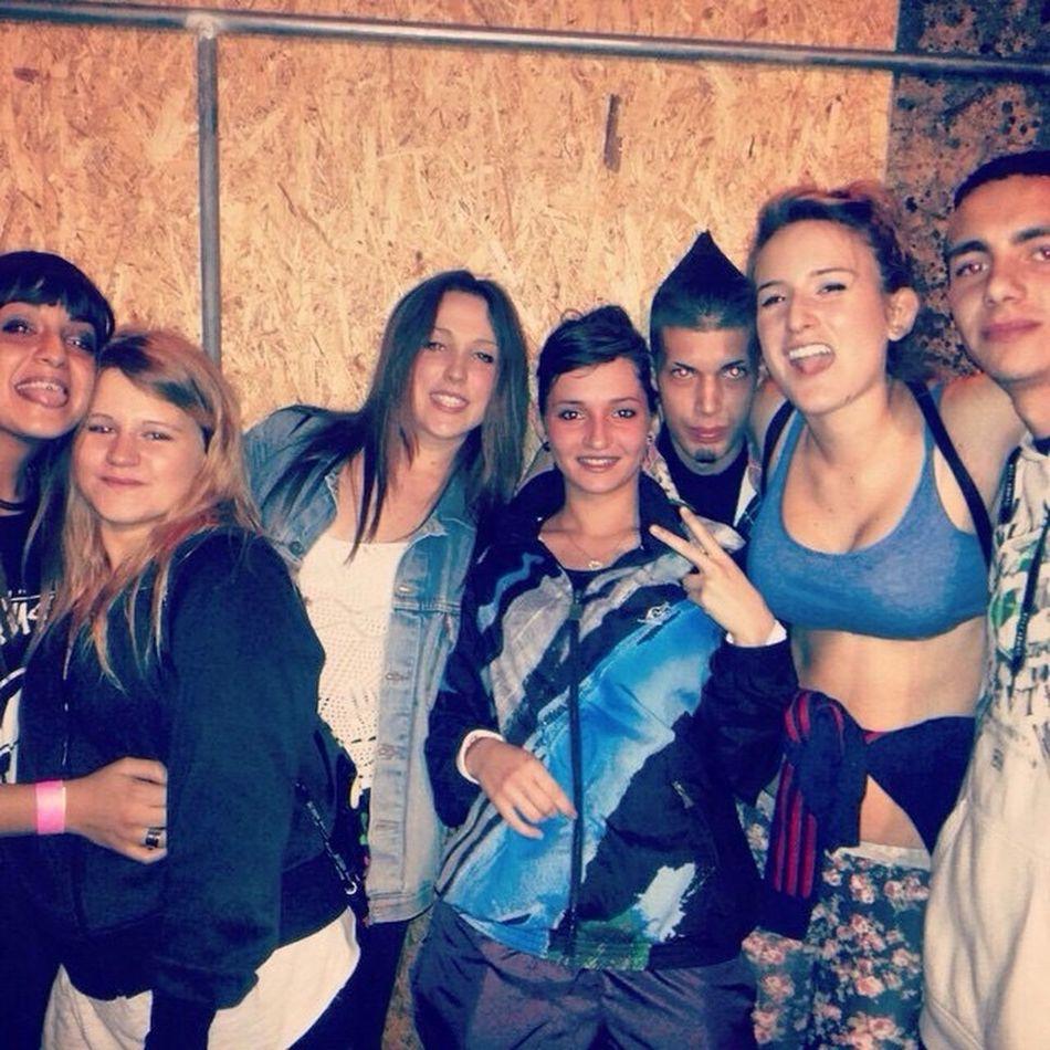 Backstage Seratinaeasy Siamosolonoi Friends